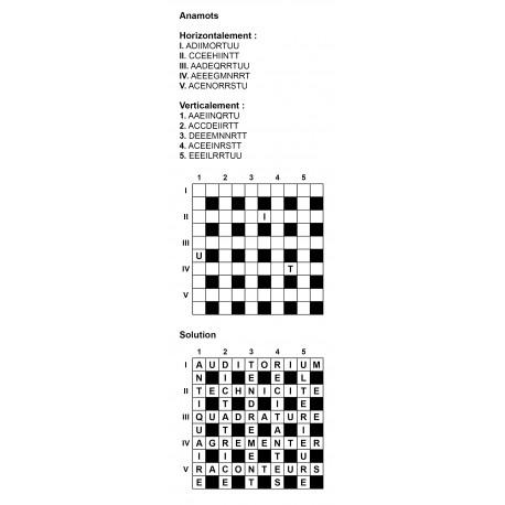 Anamots 10x10 n° 12
