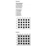 Anamots 11x9 (en largeur) n° 8