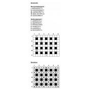 Anamots 11x9 (en largeur) n° 13