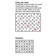 Case par case 7x5 (en largeur) n° 3