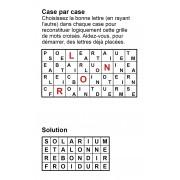 Case par case 8x4 (en largeur) n° 1