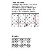 Case par case 8x4 (en largeur) n° 3