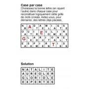 Case par case 8x4 (en largeur) n° 8