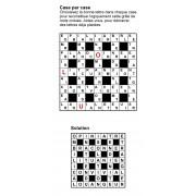 Case par case 9x9 n° 2