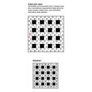 Case par case 9x9 n° 5
