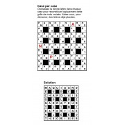 Case par case 9x9 n° 1