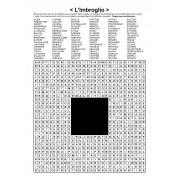 L'Imbroglio / Mots en zigzag / 30x30 / Grille n° 10 sur le football