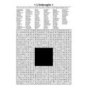 L'Imbroglio / Mots en zigzag / 30x30 / Grille n° 12 sur le football
