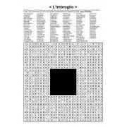 L'Imbroglio / Mots en zigzag / 30x30 / Grille n° 22 sur les oiseaux