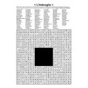 L'Imbroglio / Mots en zigzag / 30x30 / Grille n° 23 sur les oiseaux