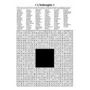 L'Imbroglio / Mots en zigzag / 30x30 / Grille n° 24 sur les oiseaux