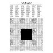 L'Imbroglio / Mots en zigzag / 30x30 / Grille n° 25 sur les oiseaux