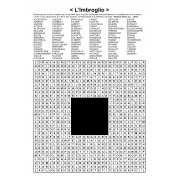 L'Imbroglio / Mots en zigzag / 30x30 / Grille n° 26 sur les oiseaux
